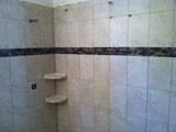 Ceramic Tile Showe