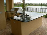 Outdoor Lanai Kitchens