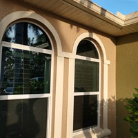 Arched Impact Windows