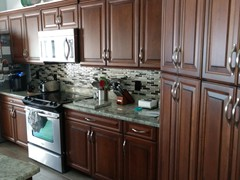 Completed Beautiful Kitchen Remodel
