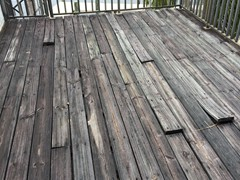 Old Rotten Deck